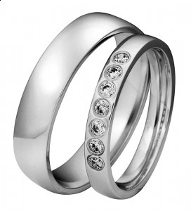 Titanium rings