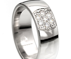 CHOICE Allians Louise-7K, 0,21ct